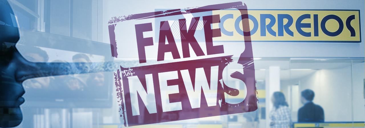 Você sabe quais são as mentiras que o governo conta pra vender os Correios?