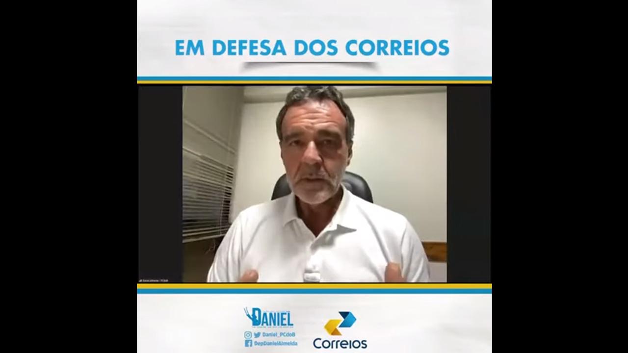 Deputado Daniel Almeida (PCdoB) diz NÃO AO PL 591!