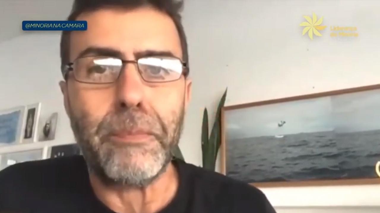 Deputado Marcelo Freixo (PSOL) diz NÃO AO PL 591!