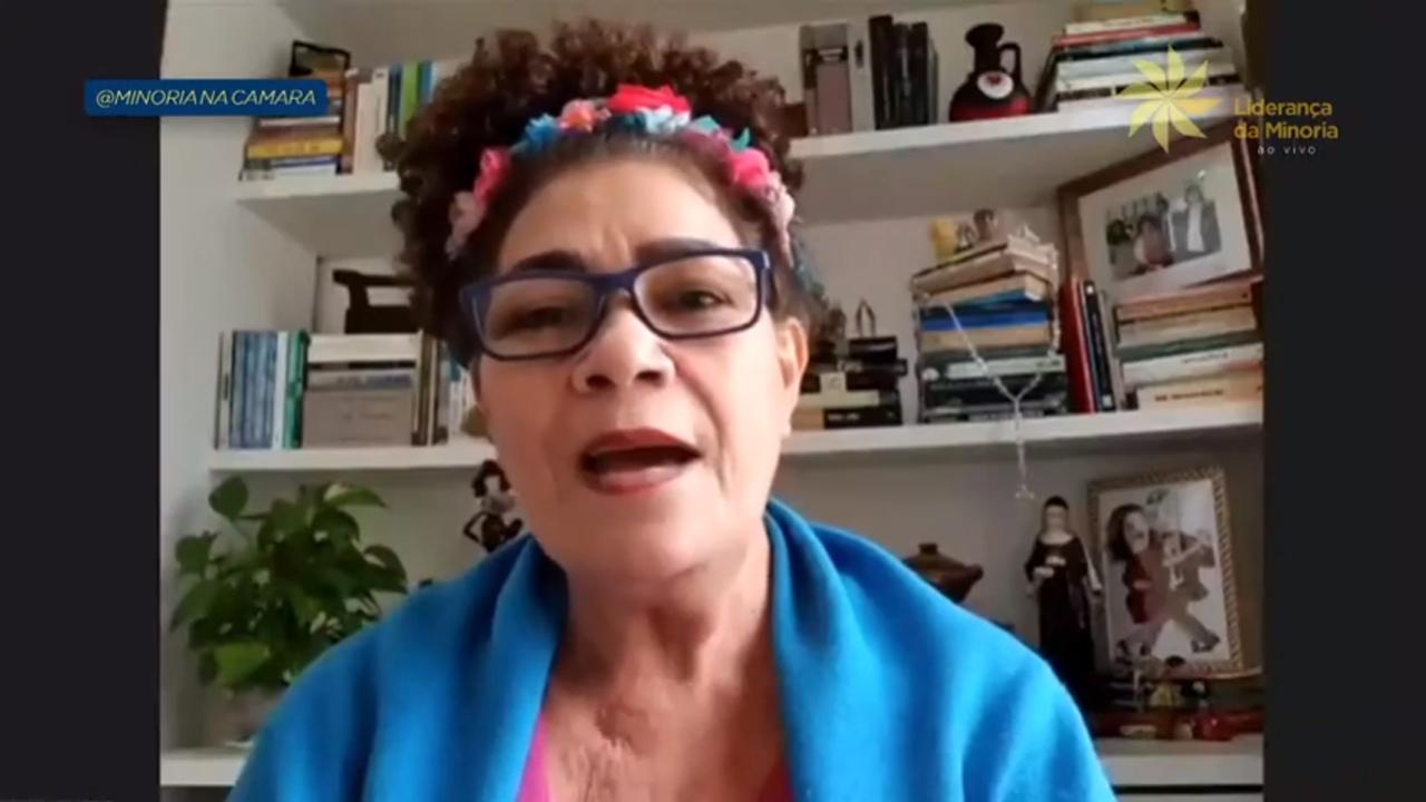 Deputada Perpétua Almeida (PCdoB) diz NÃO AO PL 591!